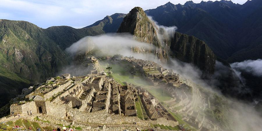Machu Picchu en tren 1D