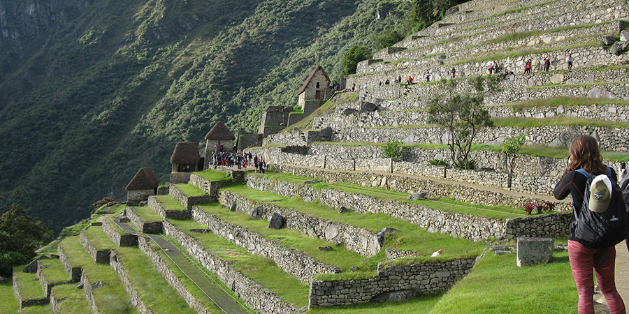 City Tour-Maras Moray-Valle Sagrado- Machu Picchu 5d/4n