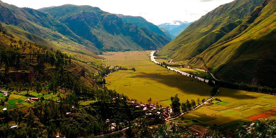 Valle Sagrado de los Incas 1D