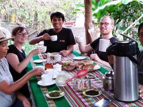Valle Sagrado-Tour de Café/Cacao-Machu Picchu 3d/2n