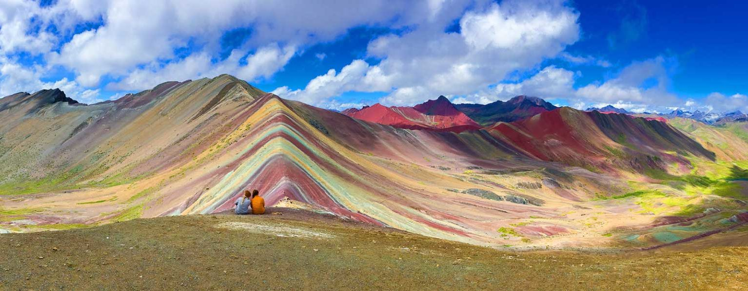 Vinicunca Montaña de Colores 1D (Opcion Valle Rojo)
