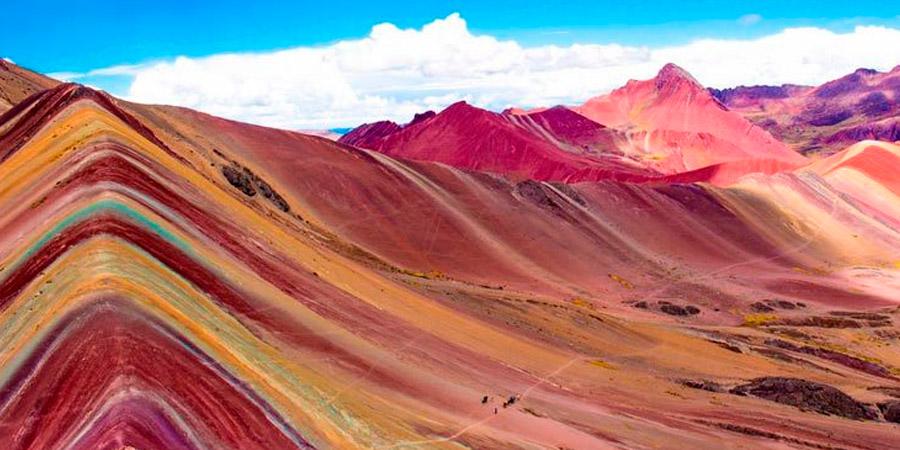 Tour Montaña de Colores 2d/1n